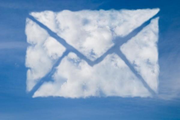 e-mail cloud