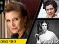 Carrie Fisher na Silicon Valley Comic Con Vale do Silício