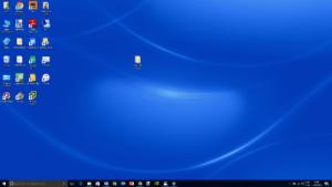 Dell 7370 resolução nativa - 0% de ampliação