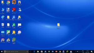 Dell 7370 resolução PADRÃO- 50% de ampliação