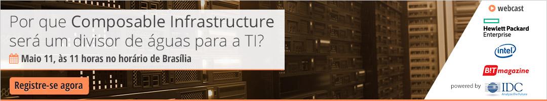 Por que Composable Infrastructure será um divisor de águas para a TI?